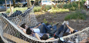 Soirée du Summerlab au Jardin C