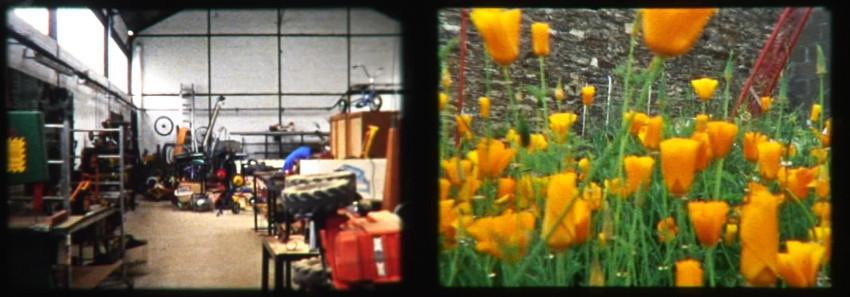 Double ecran - film atelier ALISÉ