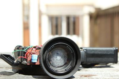 GEM caméra mouillée