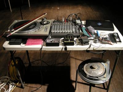 Hong Chulki setup