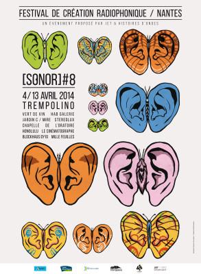 Sonor 8 affiche