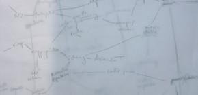David Papapostolou - Les agencements d'une écriture collective (nœuds et lignes de fuite)