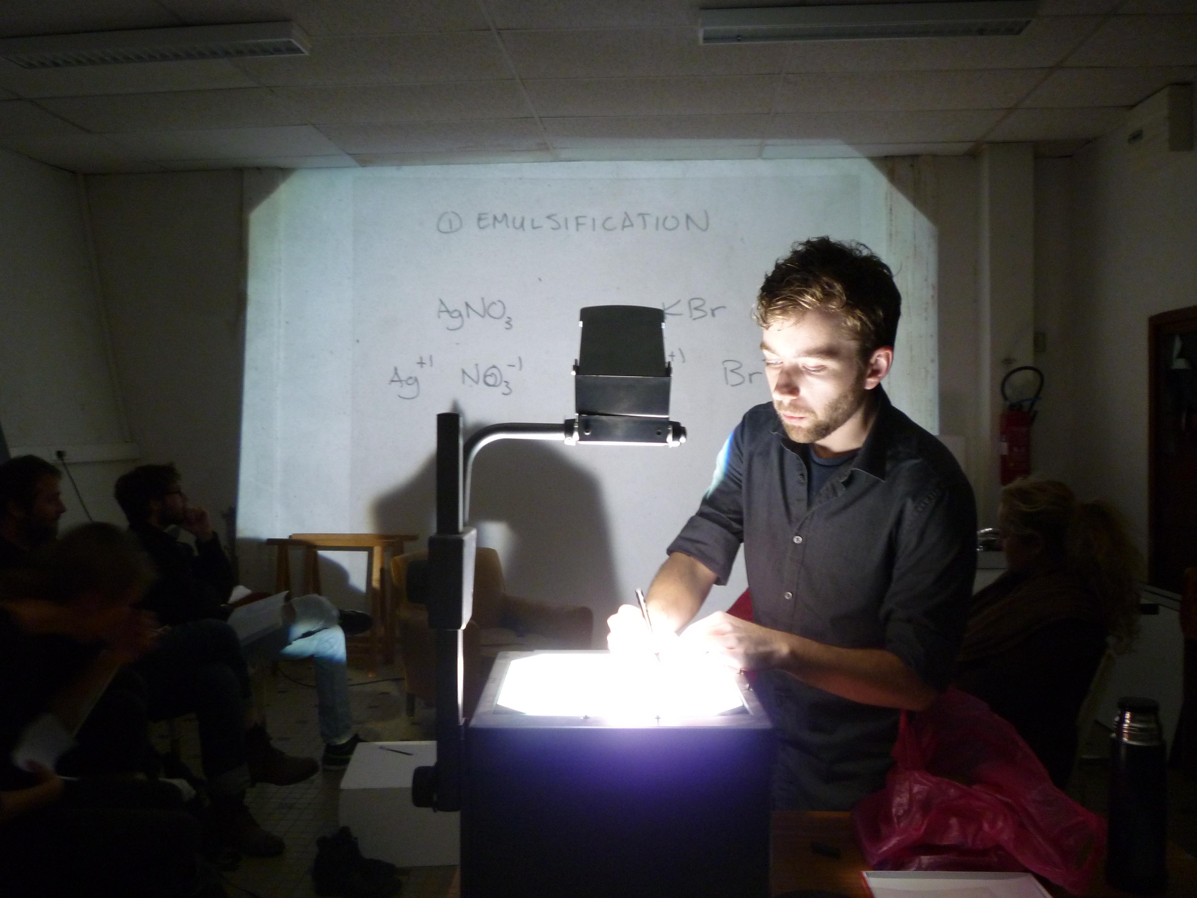 Workshop Kevin Rice