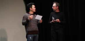 Miles McKane et Hangjun Lee