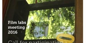 Rencontre des labos 2016 : appel à participation