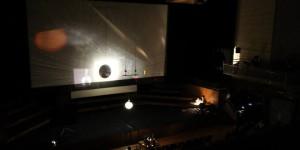"Workshop ""Projector as an instrument"" par Floris Vanhoof"