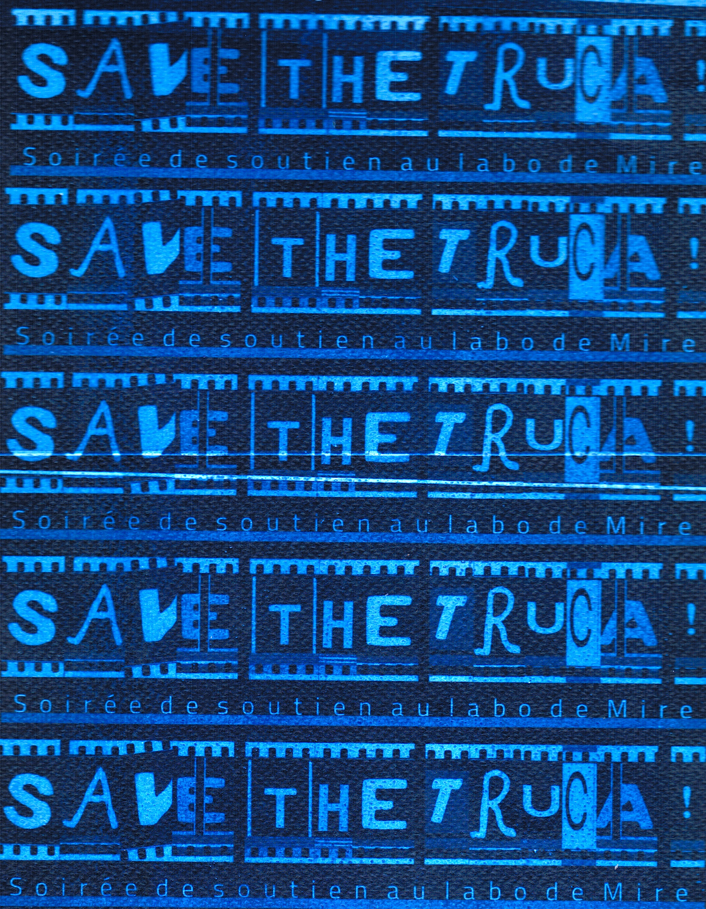 SAVE THE TRUCA