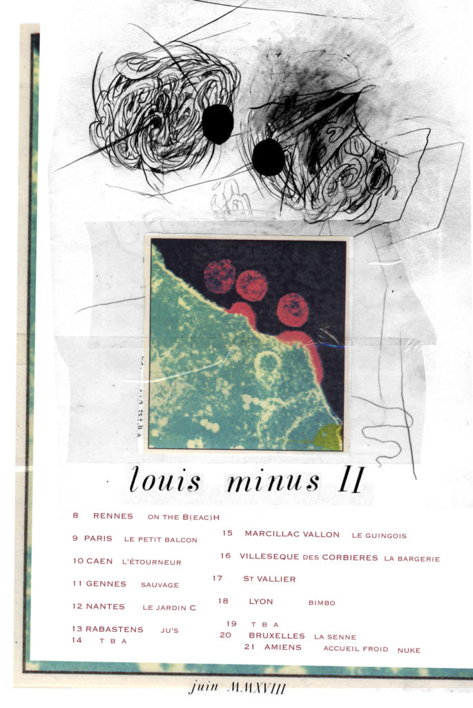 LouiSMinuS II juin 200018
