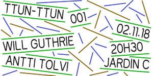 Ttun-ttun 001 / Tolvi - Guthrie