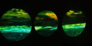TURBULENCES D'ONDES - image et son en direct